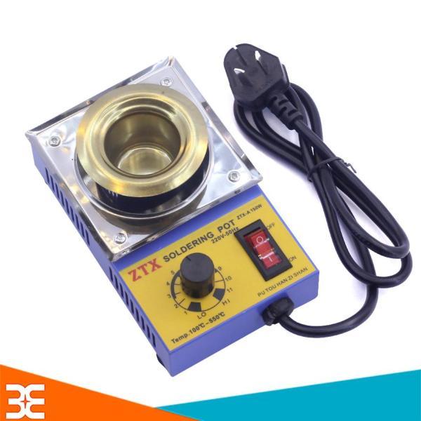 Bể Nhúng Thiếc Soldering  ZTX-11A 150W 35mm(BH 1 tháng)
