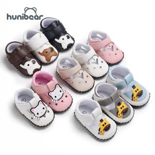 Sơ Sinh Toddler Giày Dép Trẻ Em Bé Cô Gái Cậu Bé Phim Hoạt Hình Chống Trượt Sneaker Crib Shoes Prewalkers 0-18M