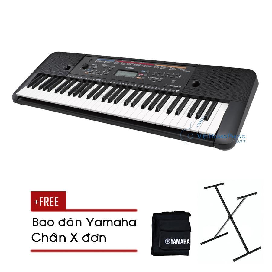 Đàn Organ Yamaha PSR- E263 (Tặng Kèm Chân + Bao) - Organ Dành Cho Người Mới Học - HappyLive Shop Đang Ưu Đãi Cực Đã