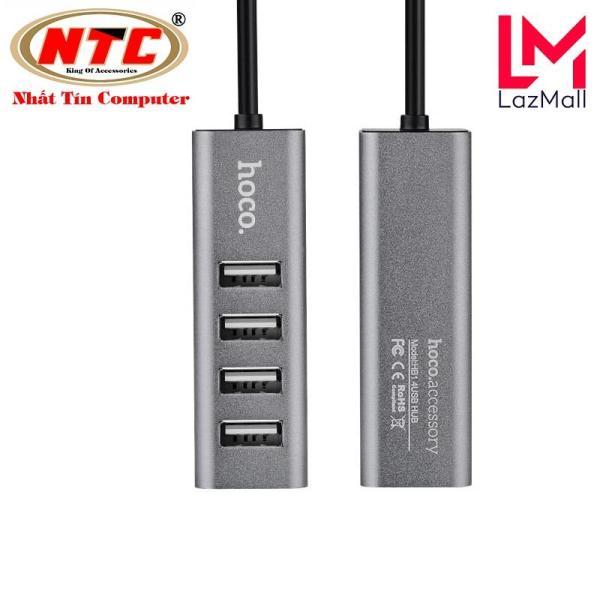 Bảng giá Bộ chia cổng USB Hoco HB1 - 4 cổng USB - Nhat Tin Authorised Store Phong Vũ