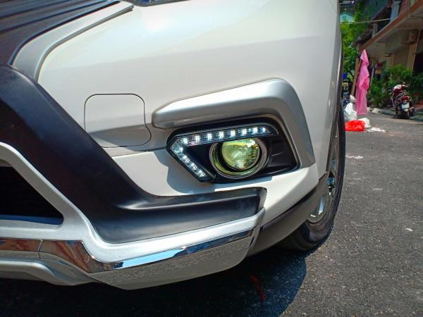 Bi gầm hai chế độ pha cos theo xe Nissan X-Trail