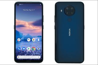 Điện thoại Nokia 5.4 (4/GB), Hàng chính hãng, Bảo hành 12 tháng