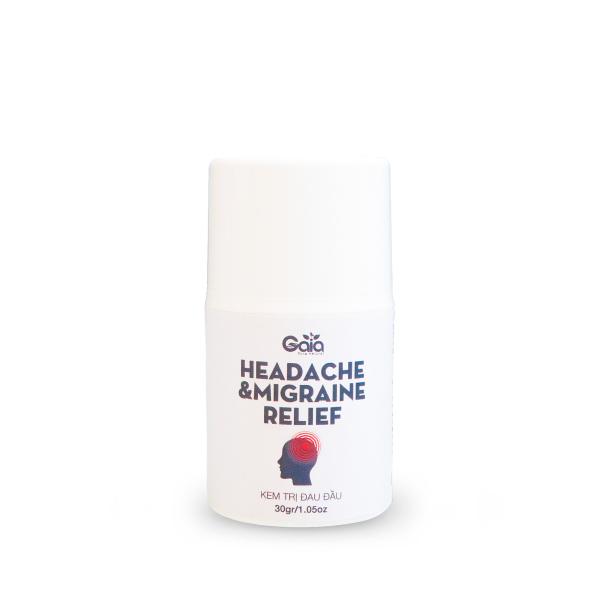 Kem Giảm Đau Đầu ( Headache & Migraine Relief) nhập khẩu