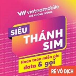 Siêu Thánh Sim Vietnamobile 6G Ngày ( Gọi nội mạng miễn phí ) thumbnail