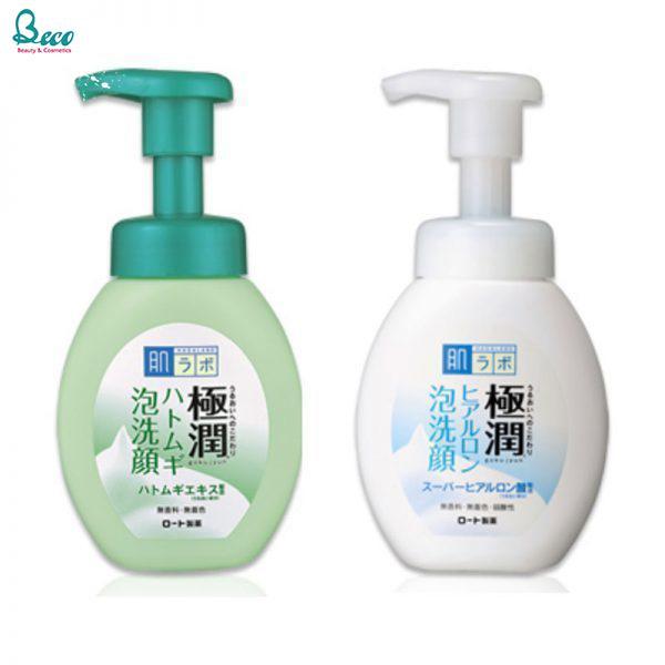 Sữa rửa mặt Hada Labo Gokujyun Face Wash 160ml tốt nhất