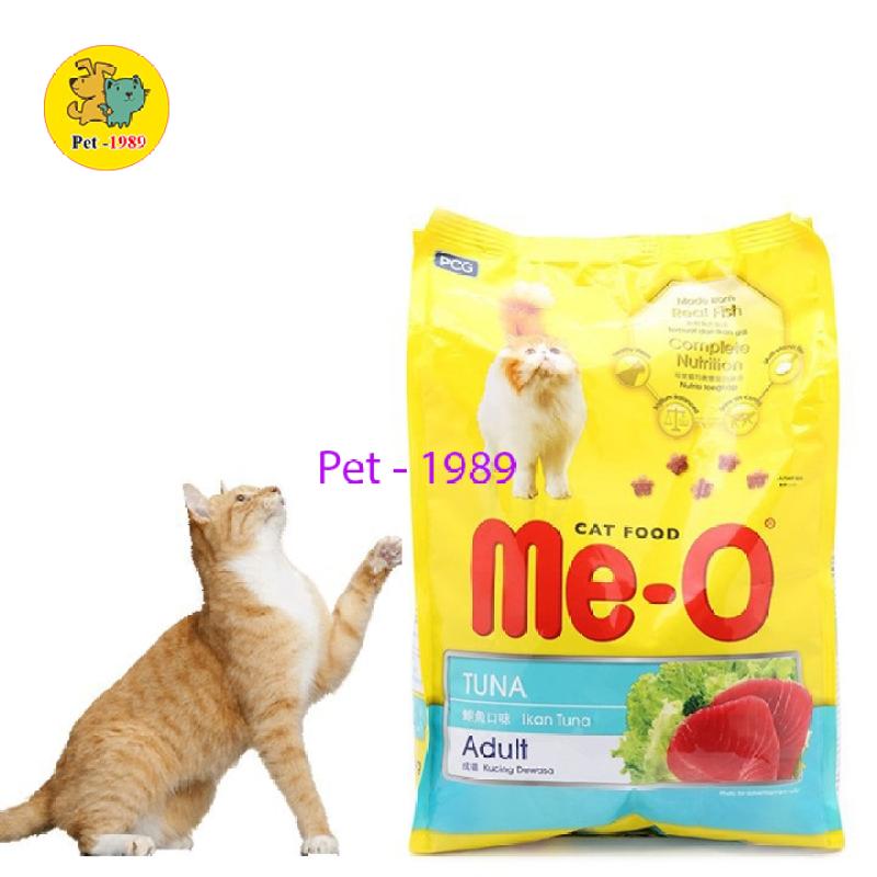 Thức Ăn Cho mèo trưởng thành Me-O Adult vị cá ngừ 350g