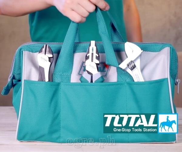 Túi Đồ Nghề Túi Dụng Cụ 16inch 40cm Tools Bag TOTAL THT26161