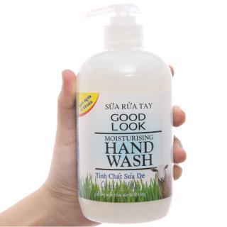 Sữa rửa tay Good Look (500ml) - Dây chuyền sx từ Hoa Kỳ (Có hương Táo Nha Đam Sữa Dê) thumbnail