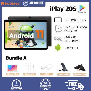 Máy tính bảng Alldocube iPlay 20S 10.1 inch IPS 1920x1200 Unisoc SC9863A RAM 6GB ROM 64GB Máy tính bảng Android 11 Hỗ trợ Thẻ TF / Bluetooth 5.0 / WIFI kép / OTG / GPS / Hai SIM 4G Máy tính bảng Gọi điện thoại Máy tính bảng