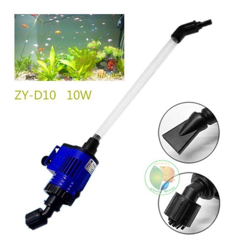 Máy hút phân cá chạy bằng điện ZY D10