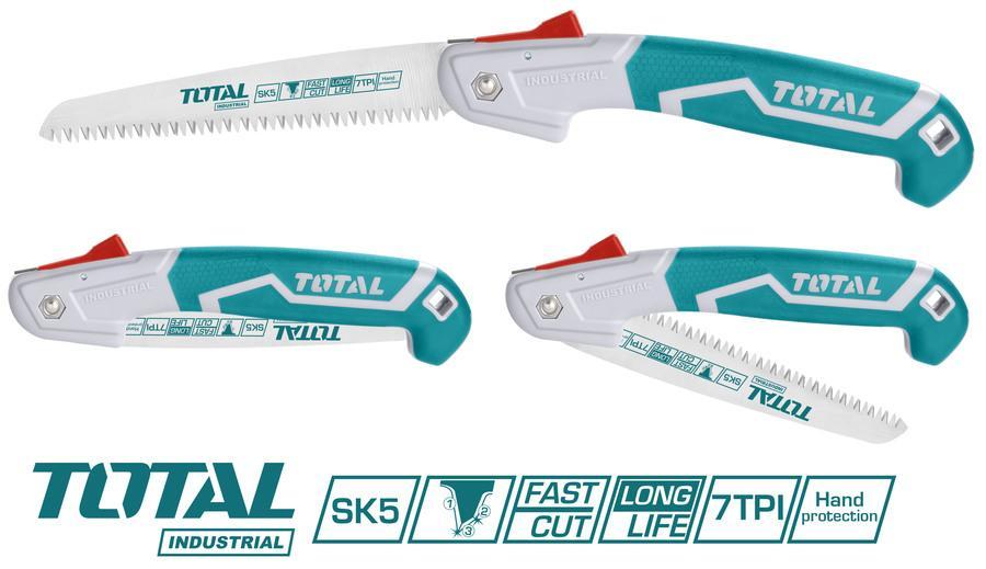 Cưa tay dạng xếp Total THFSW1806