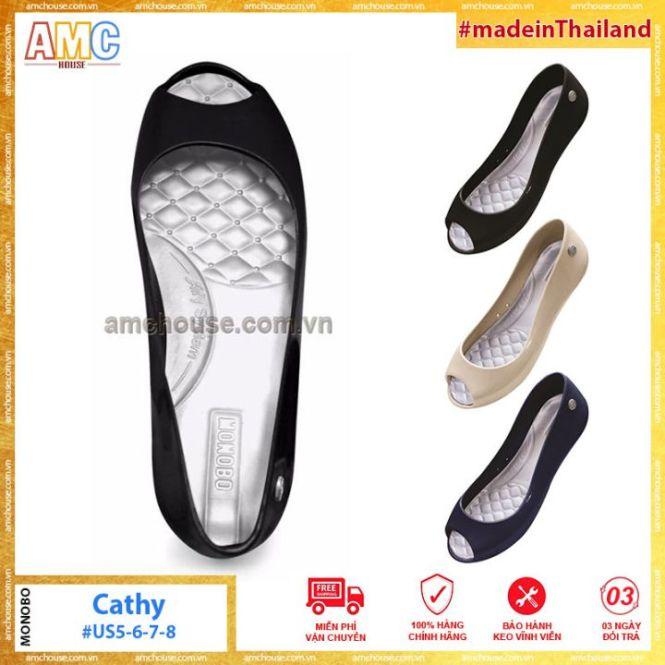 Giày Thái Lan búp bê nữ hở mũi MONOBO - CATHY giá rẻ