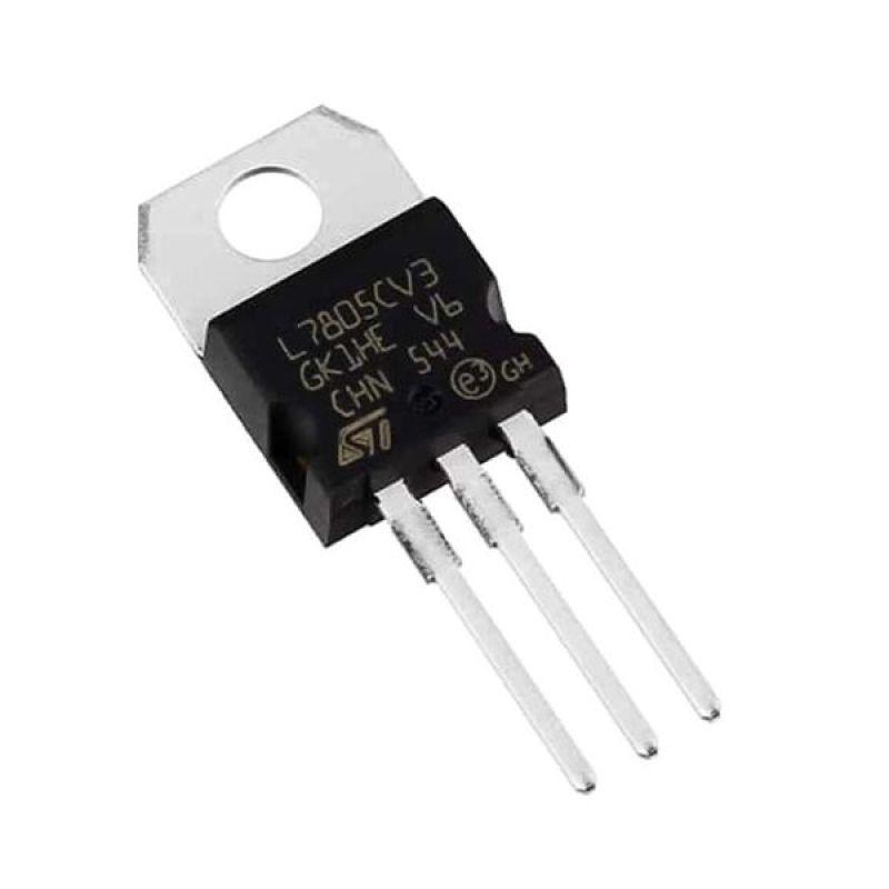 Bảng giá IC Ổn Áp Nguồn 5V LM7805 1.5A TO-220