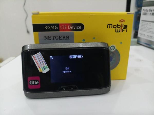 Bảng giá Bộ Phát Wifi Từ Sim 3G 4G Tốc Độ Cao Netgear 762S Phong Vũ
