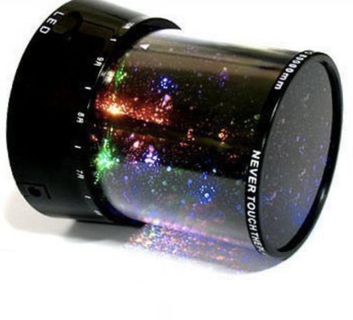 Đèn Ngủ Tạo Sao ngân hà - Star Beauty cực đẹp j2-0 (Đen)