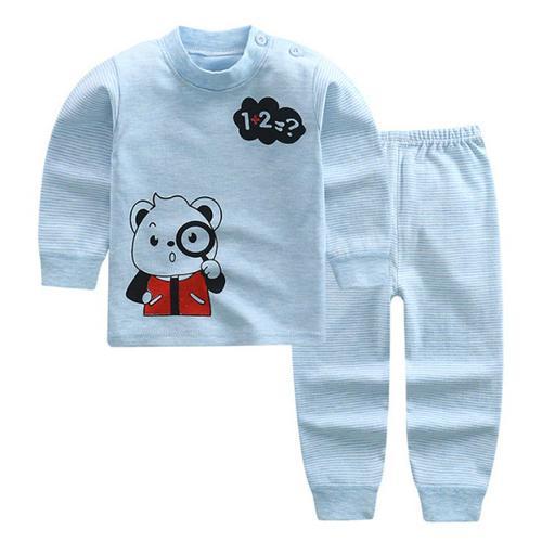 Giá bán Bộ thu đông xuất Hàn cao cấp cho cả bé trai và gái vải cotton