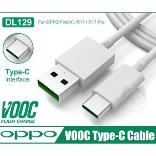 Cáp sạc nhanh Oppo VOOC 3.0 Type C cho Reno Reno2 F Reno 3 4 Find X 2.. và nhiều dòng máy OPPO khác - zin hãng 100% thumbnail
