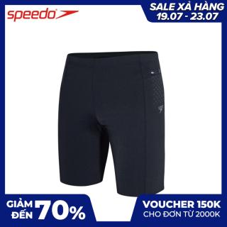 SPEEDO Quần Bơi Nam Contrast Pocket Jam Am Black Grey 8-11741D920 thumbnail