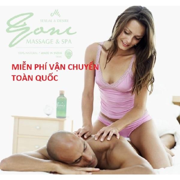 Tinh Dầu Massage Yoni Dành Cho Nam và Nữ Sử dụng trong Spa