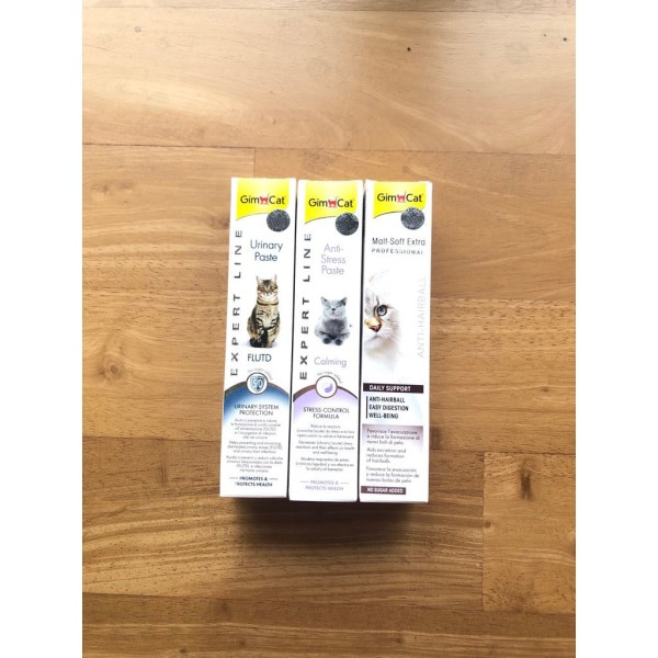 Gel GimCat cho Mèo - Tuýp 50g(Hairball)