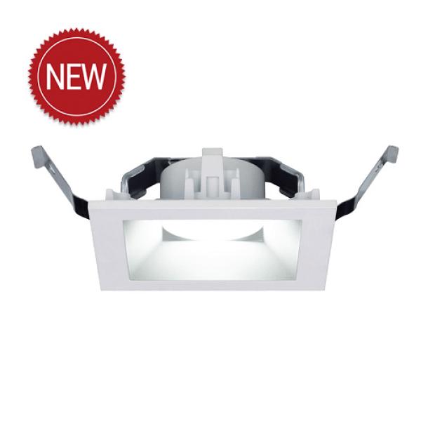 Đèn LED Downlight Alpha Series vuông 8.6W