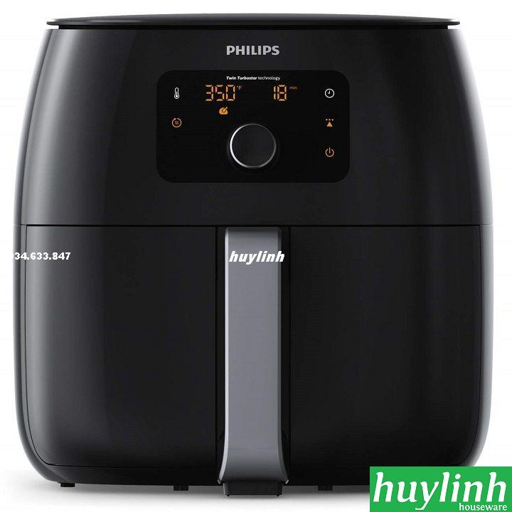 Nồi chiên không dầu Philips HD9650/91 - XXL