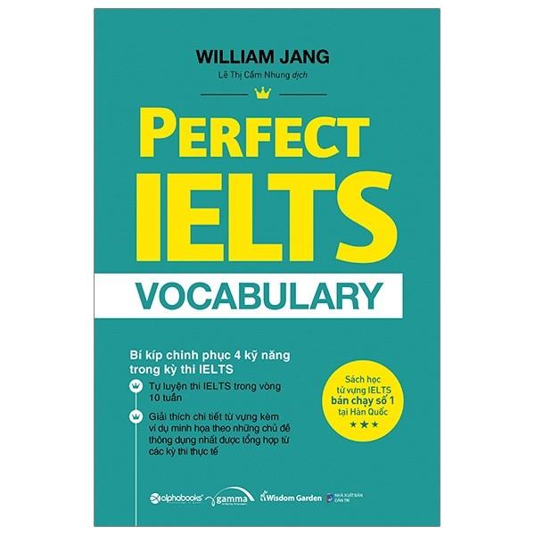 Sách Luyện Thi - Perfect Ielts Vocabulary - Alphabooks Giá Rất Tiết Kiệm