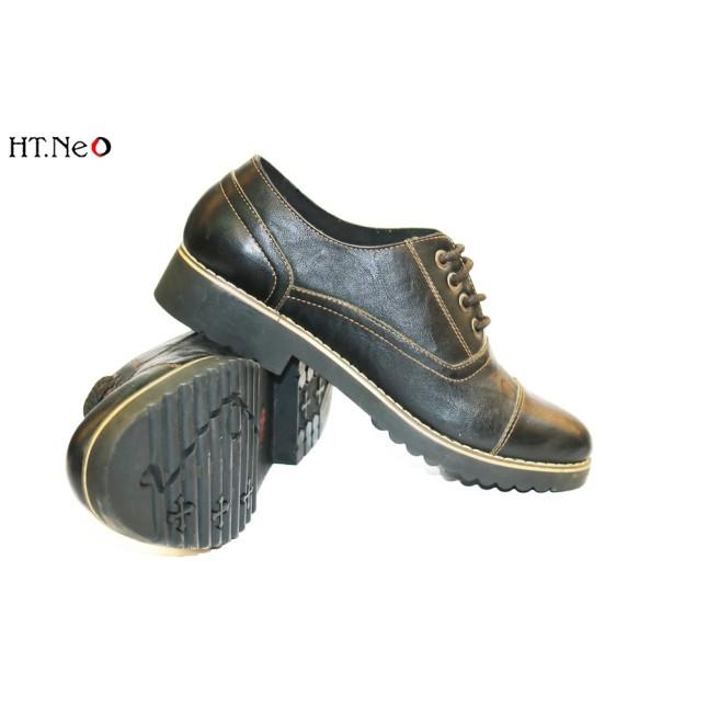 Giày Đốc Nam Da Bò 💖 Ht.Neo 💖 Kiểu Dáng Cổ Điển Khỏe Khoắn Kết Hợp Đế Cao Su Cực Khỏe Phối Đồ Thể Thao Quần Jean Cựcđẹpk giá rẻ