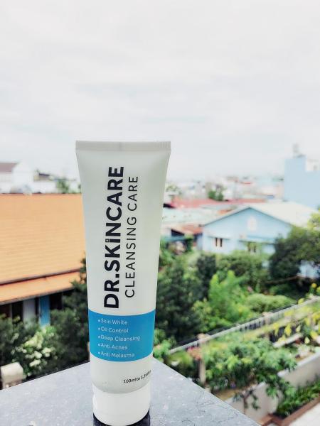 Sữa Rửa Mặt Dr.Skincare Làm Sạch Da, Kiểm Soát Dầu Nhờn, Ngăn Ngừa Mụn 100ml cao cấp