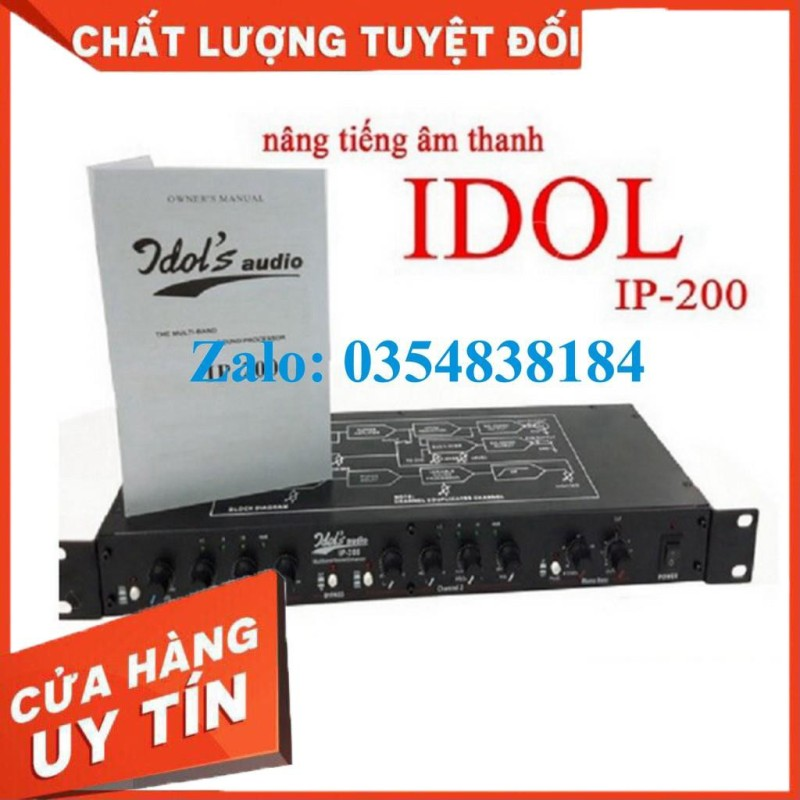 Máy Nâng Tiếng Hát Idol Ip 200