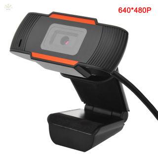 Webcam Dsg Có Micrô HD 480/720/1080P, Webcam Phát Trực Tuyến Cho Máy Tính, Camera Web, Camera USB Cho Máy Tính PC, Máy Tính Xách Tay