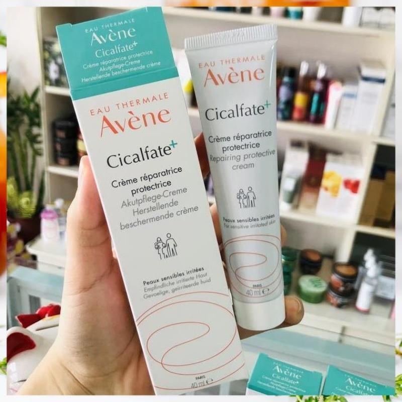Kem dưỡng Avene Cicalfate phục hồi, làm lành sẹo và cấp ẩm cho da Avene Cicalfate Restorative Skin Cream 40ml giá rẻ