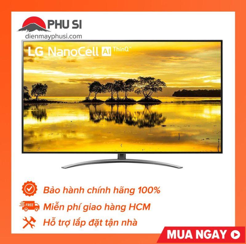 Bảng giá Smart tivi NanoCell LG 4K 65 inch 65SM9000PTA, 100% chính hãng, hỗ trợ lắp đặt tận nhà, miễn phí giao hàng khu vực HCM