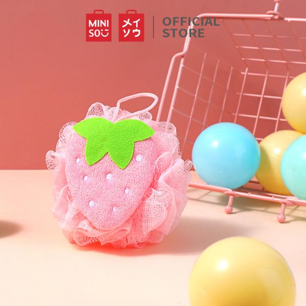 Bông tắm Fruit Series (Avocado) Miniso giá rẻ