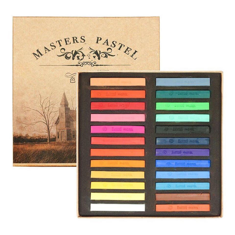 Mua Phấn Tiên Maries Master Pastel 12/24/36/48 Màu
