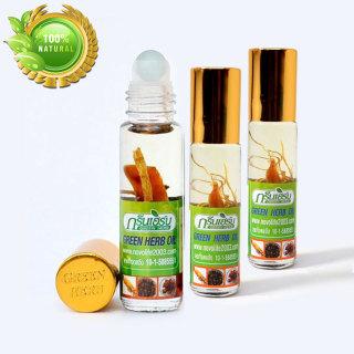 3 chai dầu lăn thảo dược nhân sâm Thái Lan thumbnail