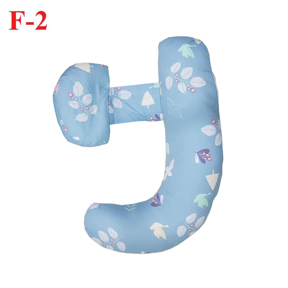 Gối Ngủ Bà Bầu Hình chữ F