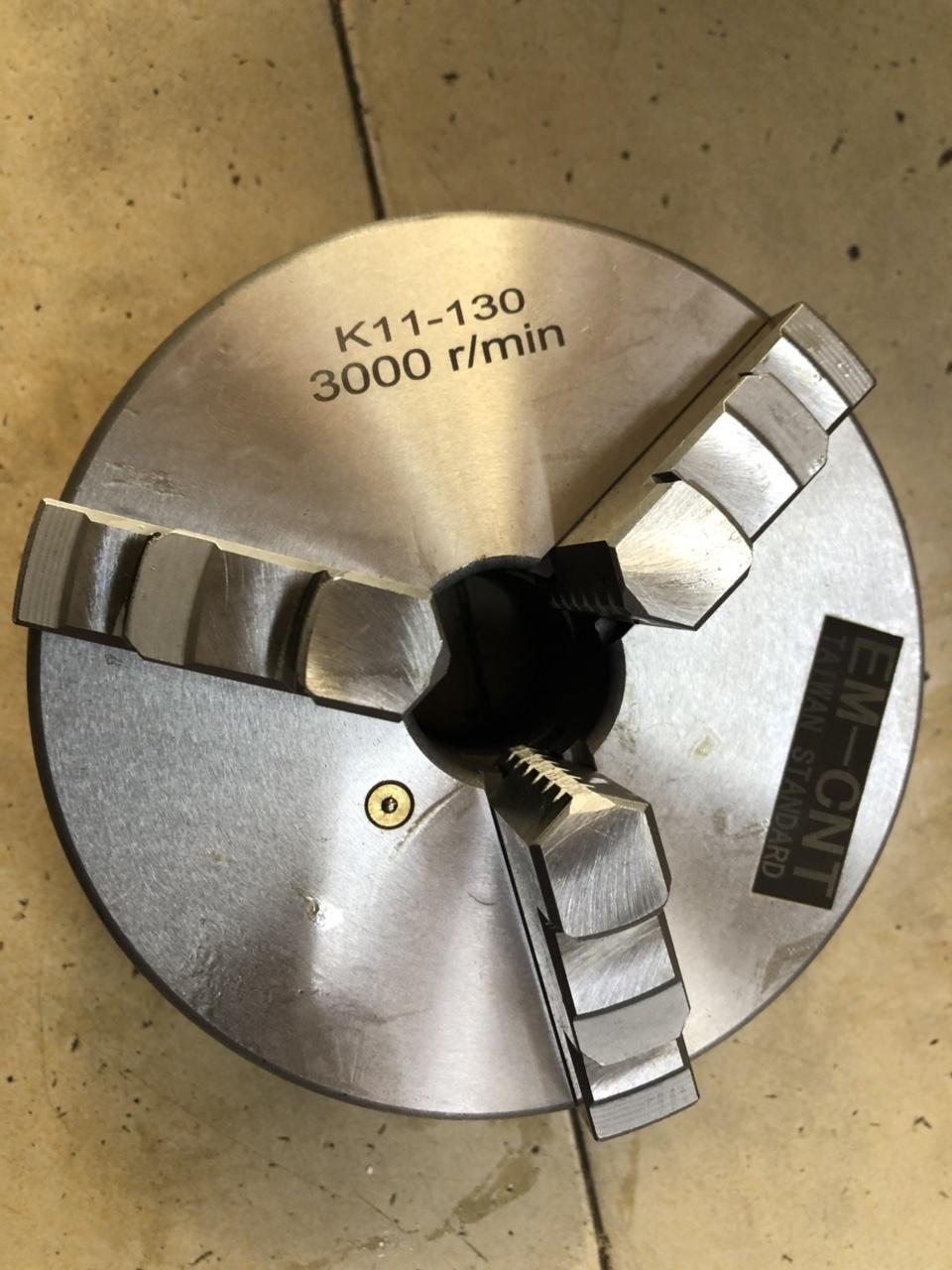 Mâm cập máy tiện cao cấp EM-CNT loại 1(k11-130)