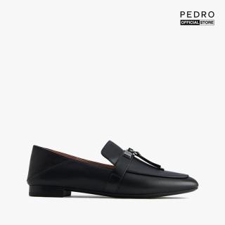 PEDRO - Giày đế bệt mũi tròn Collapsible Leather PW1-66620003-01 thumbnail