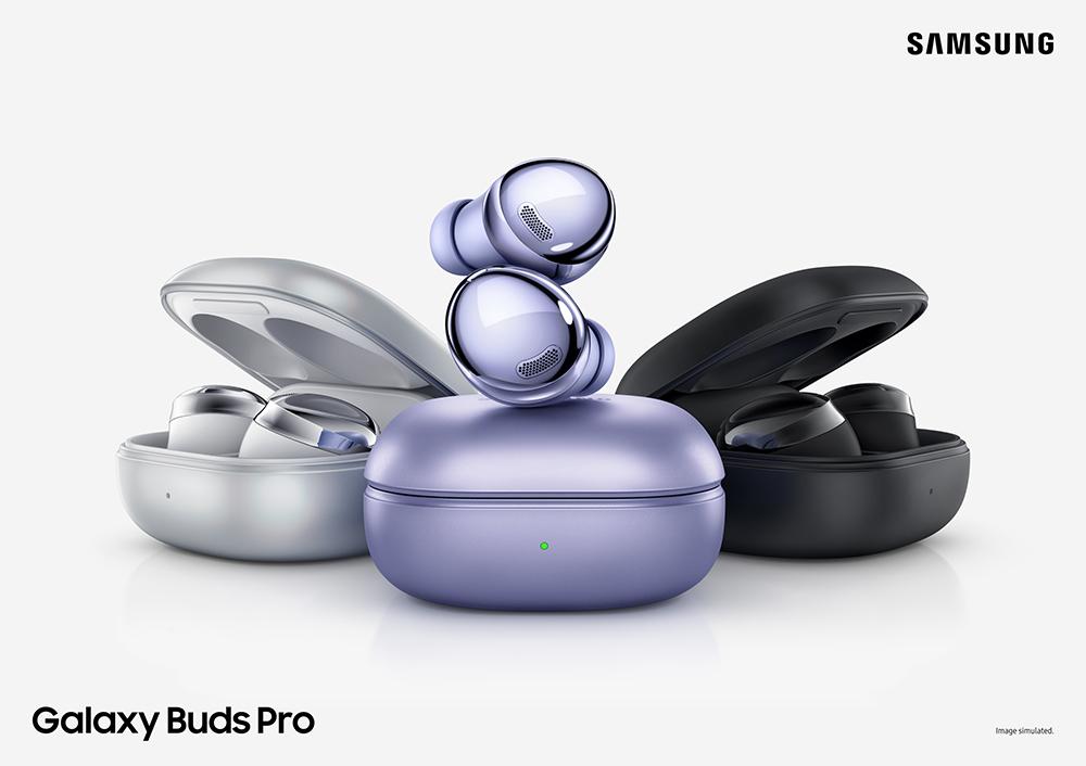 BẢO HÀNH 12 THÁNG - CHÍNH HÃNG SSVN) - Tai Nghe Bluetooth Samsung Galaxy Buds Pro 2021 - Tai nghe bluetooth không dây True Wireles Galaxy Buds pro - thegioisilevip | Lazada.vn