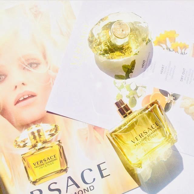 Nước hoa Versace Yellow Diamond Intense for women 30ml
