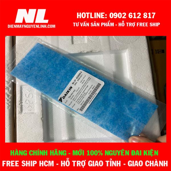 Bộ 2 tấm phin lọc khử mùi Enzyme Blue cho máy điều hòa không khí Daikin
