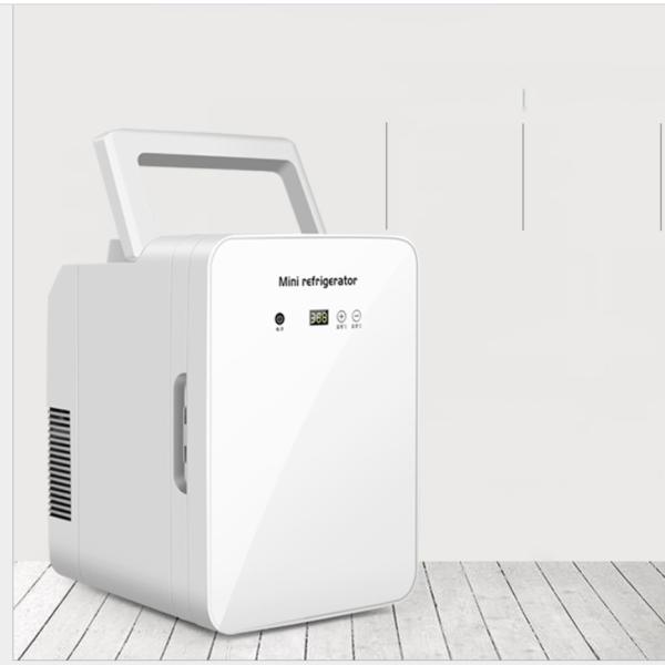(BẢO HÀNH 3 THÁNG, ĐỔI TRẢ 7 NGÀY) Tủ lạnh mini, tủ lạnh 10L - hiển thị nhiệt độ, tủ lạnh - tủ lạnh mini dùng trên xe hơi và trong nhà - Hỗ trợ đổi trả 7 ngày