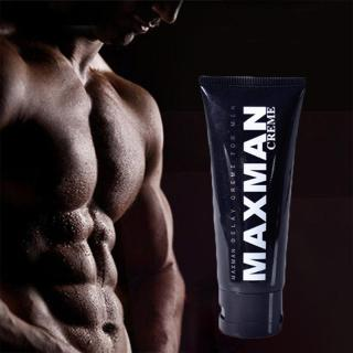 Original Maxman Enlargement Male Delay Cream Enlarge Massage Cream thumbnail