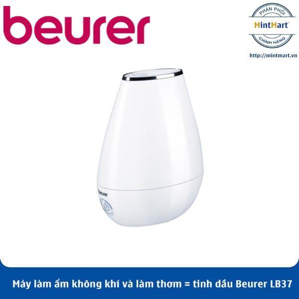 Bảng giá Máy làm ẩm không khí và làm thơm bằng tinh dầu Beurer LB37 - Hàng Chính Hãng