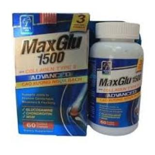 Viên Uống Bổ Xương Khớp MaxGlu 1500- Cao Xương Ngựa Bạch thumbnail