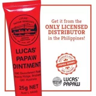 Kem đa Năng Lucas Papaw Ointment 25gr Úc thumbnail