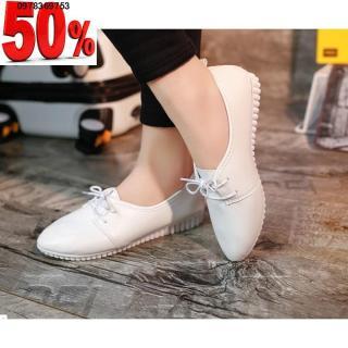 Giày Cho Nữ Cột Dây Phong Cách thumbnail