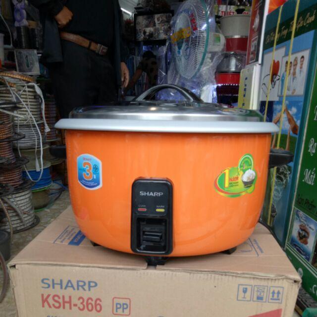 nồi cơm công nghiệp sharp ThaiLan 24l (8.5llit cơm)