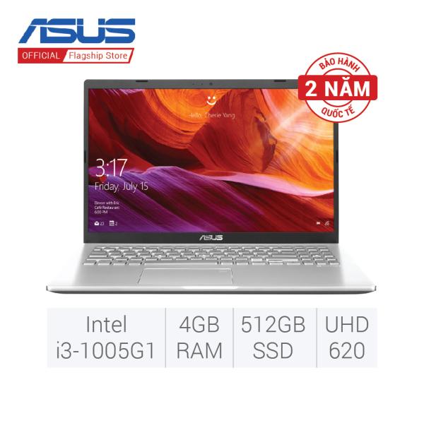 Bảng giá Laptop Asus Vivobook X509JA-EJ427T (i3-1005G1/4GB/512GB SSD/15.6FHD/VGA ON/Win10/Silver) Phong Vũ